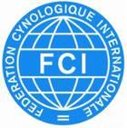 über den VDH der FCI angeschlossen